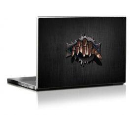 Brass Hand laptopmatrica