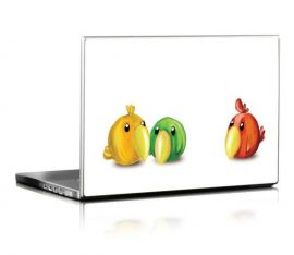 Birds laptopmatrica