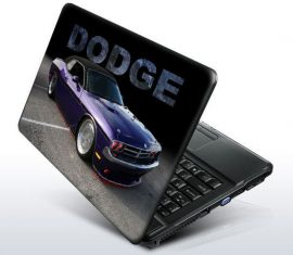 Dodge Challenger laptopmatrica