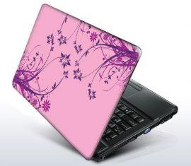 Rózsaszín-lila virágok