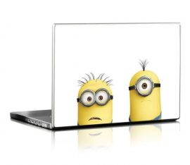 Minions laptopmatrica