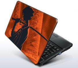 Vörös kard laptopmatrica