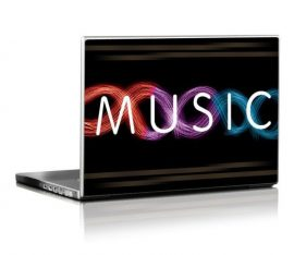 Music laptopmatrica