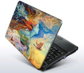 Selyem laptopmatrica