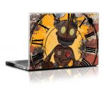 STeaMPuNK RoBoT laptopmatrica
