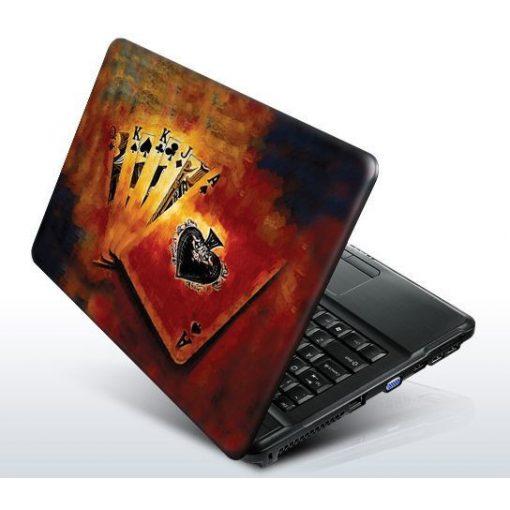 Póker péntek laptopmatrica